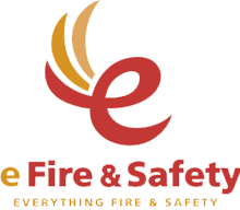 e Fire and Safety Logo